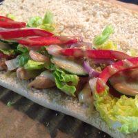 Inspiriert: So kannst du das Chicken-Teriyaki-Sandwich von Subway selber machen