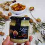 Moutarde aux noix, gamme Sélection Carrefour