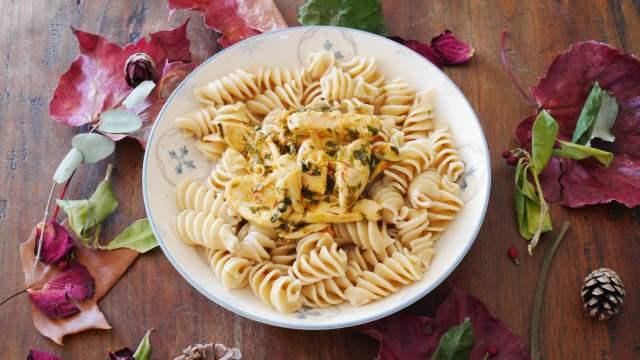 Idée dîner avec les pâtes Alpina Savoie