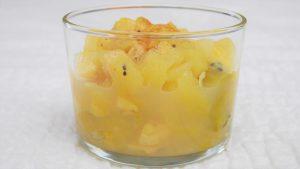 Compote de fruit maison facile avec le cook'n mix