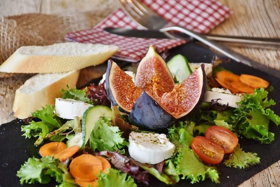 Recette salade healthy pour l'hiver