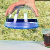 Test : Couvercles en silicone extensible pour limiter l'utilisation de film alimentaire