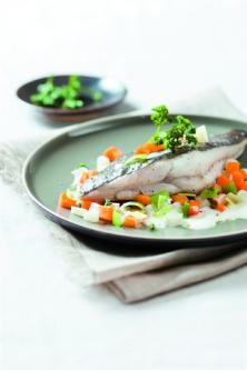 Turbot - Marie Claire