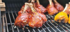 Recette barbecue Lolipops de poulet