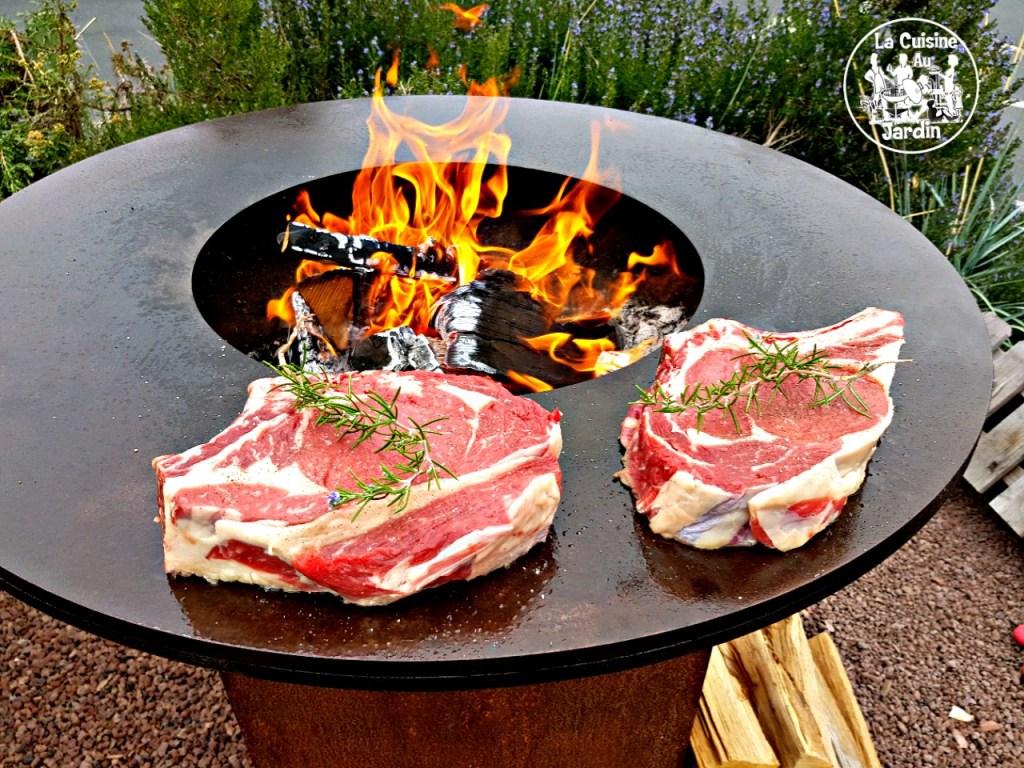 braséro - plancha _ barbecue OFYR
