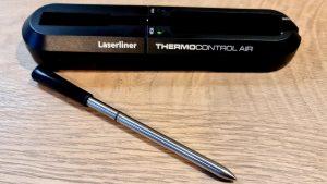 Thermomètre sonde ThermoControl Air de chez Laserliner connexion Bluetooth