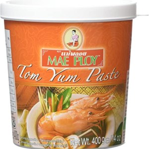 Mae Ploy Tom Yum Paste 400g High quality Tom Yum Paste for your favourite Thai recipes. Buy this item as part of our Thai Box or BYOB (Build your own box).