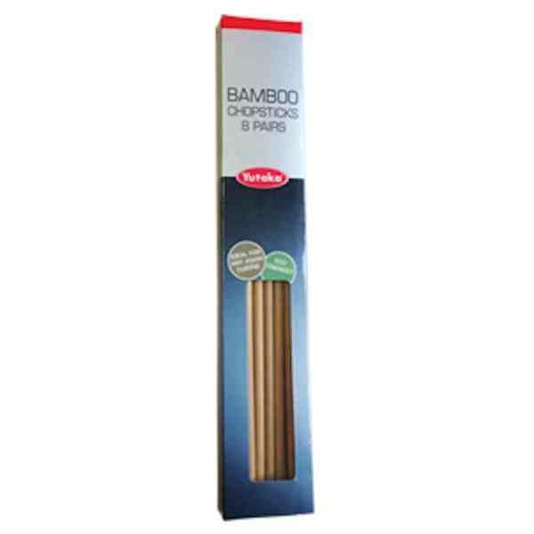 Bamboo Chopsticks 8 Pairs