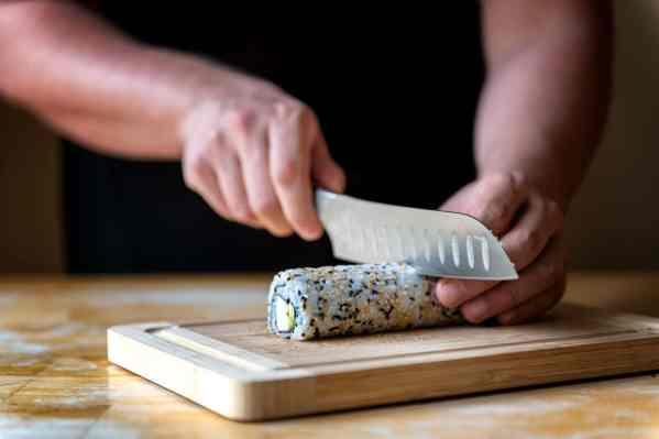 California Sushi Rolling Sharp Knife