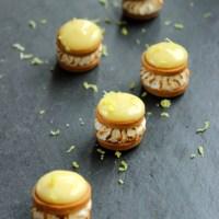 Tarte citron revisitée **Concours du magazine Fou de Pâtisserie**