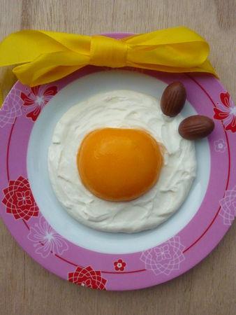 Les oeufs au plat surprise! *Goûters de Pâques # 3*  Cuisine de Deborah