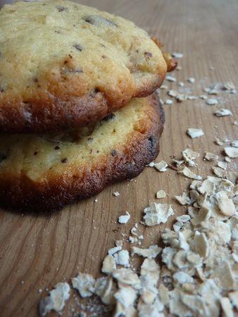 Cookies comme un gros bol de fromage blanc - Cuisine de Deborah