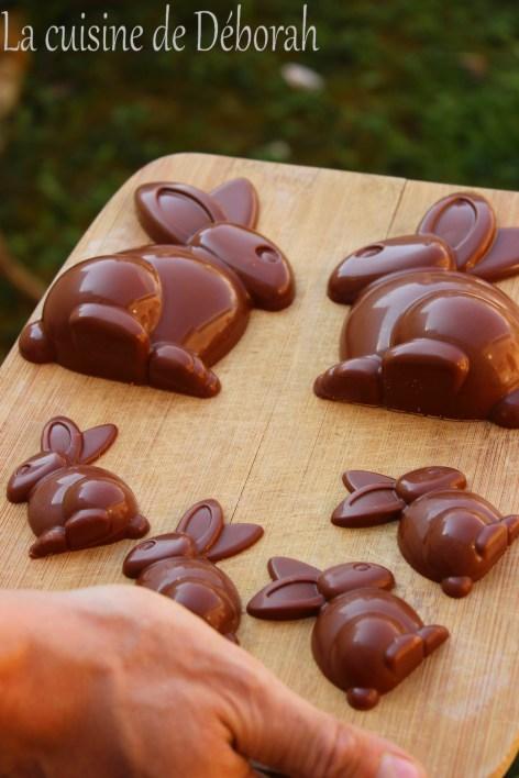 Faire ses chocolats maison Cuisine de Deborah