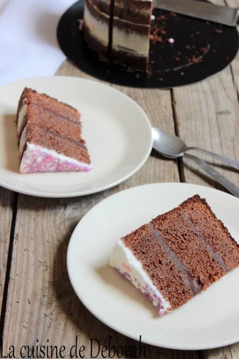 Gâteau licorne, sans gluten ni lactose cuisine de deborah