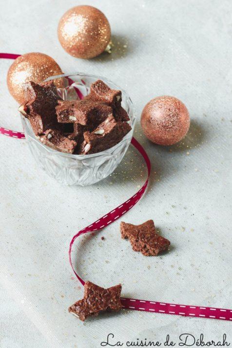 Amandins biscuits de Noël aux amandes      cuisine de deborah