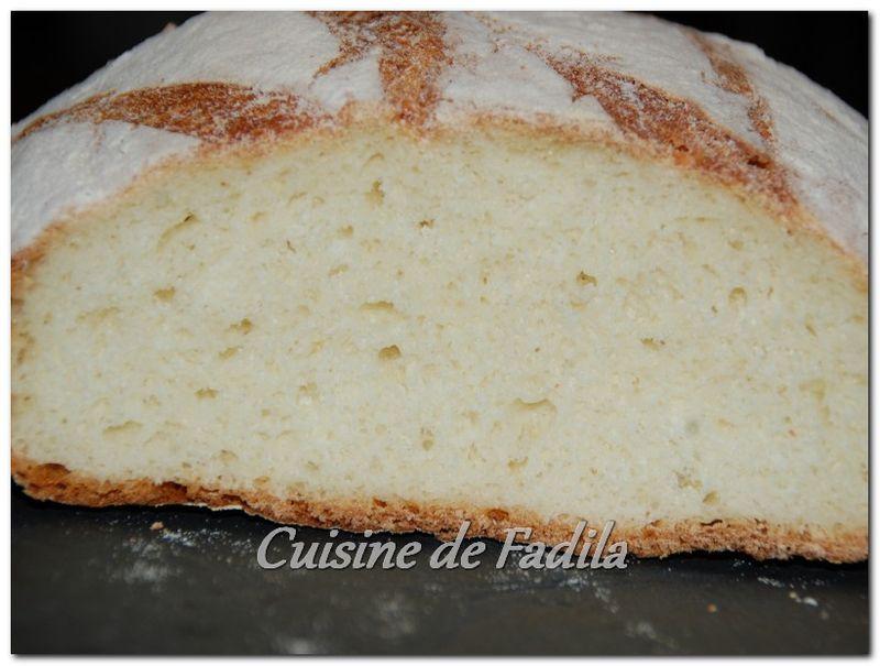 Pain Maison Facile Cuisine De Fadila