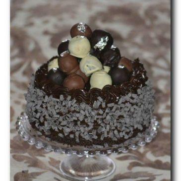 le Chocoboules ou gâteau aux boules chocolatées