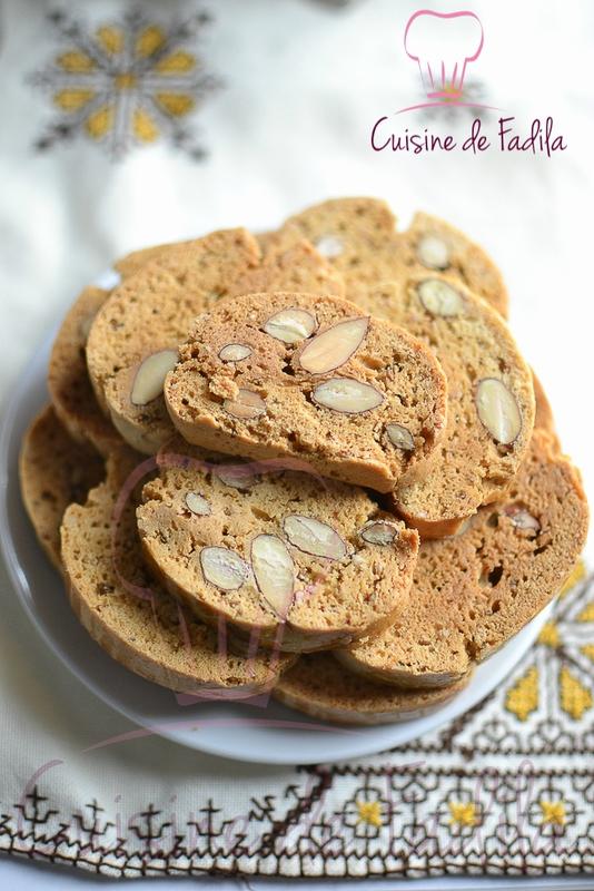 Fekkas  Biscuit croquant Marocain ( recette en vidéo)