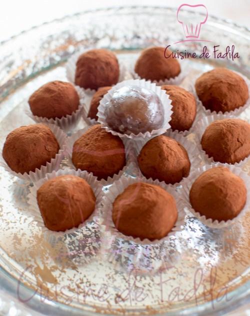 truffesaux brisures de marron (10 sur 12)