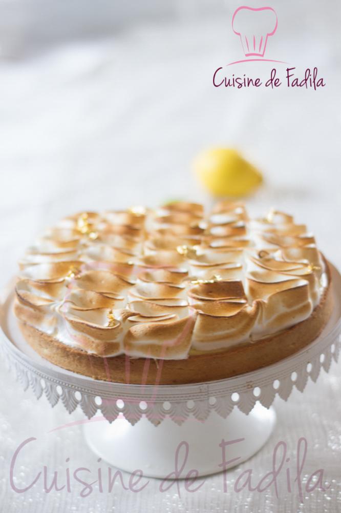 Tarte au citron meringu e recette en vid o cuisine de - Tarte au citron meringuee herve cuisine ...