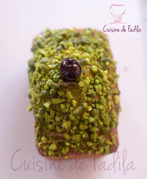 cake pistache cerise  (7 sur 12)