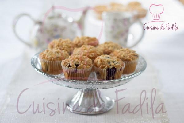 muffins myrtilles streusel (1 sur 4)