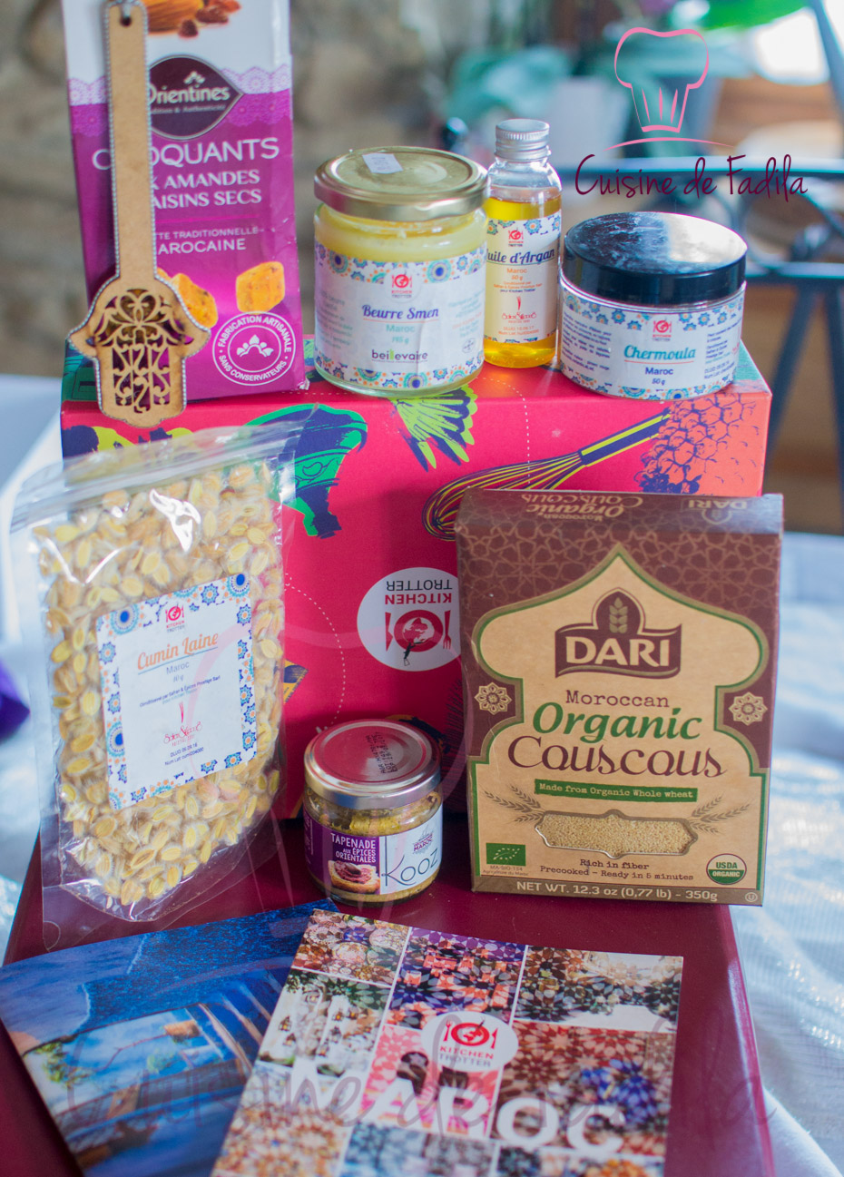 Concours: une box Kitchentrotter à gagner