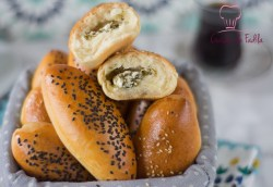 petit pain turc au fromage