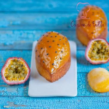 Cake passion mangue