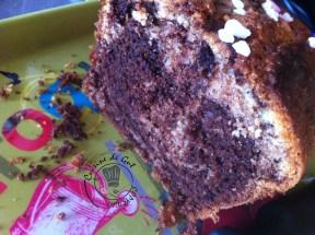 Intérieur du cake