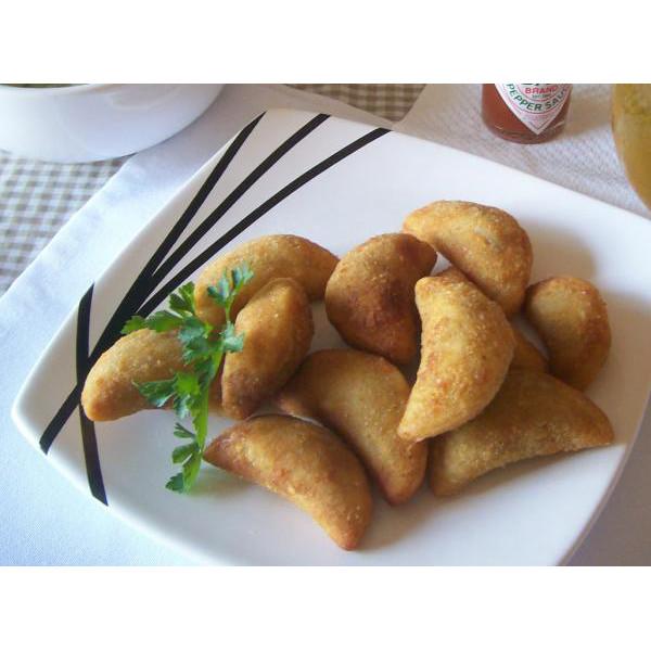 Shrimp pastry
