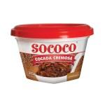 Creamy Coconut Pasta - Burnt coconut