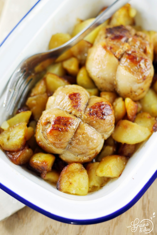 Cuisson Paupiette De Porc Au Four Simple : cuisson, paupiette, simple, Paupiette
