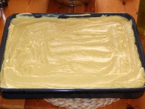 recouvrir le pasticio de la sauce beschamele