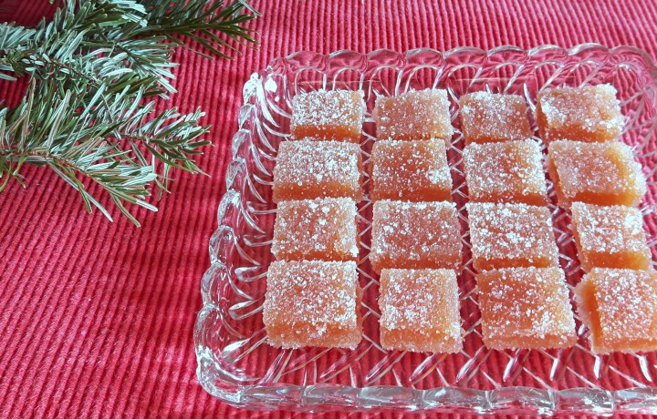 quince candy