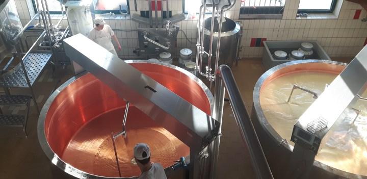 Pont-de-Martel cheese vats