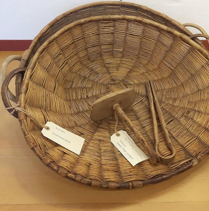 chestnut baskets