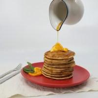 Recipe: American-Style Farina Bóna Pancakes