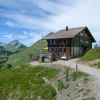 Mountain Restaurant: Chalet du Soldat in Fribourg