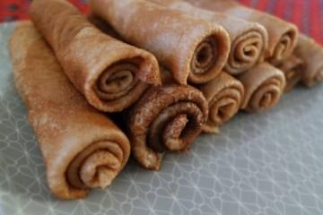 crêpes farine de châtaigne