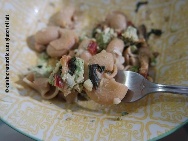 Valpibio pâtes sans gluten coudes riz et millet