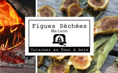 Comment réaliser des figues séchées au four à bois ?