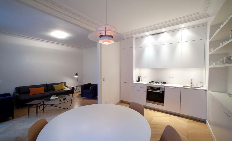 D couvrir une cuisine au design scandinave for Decouvrir cuisine