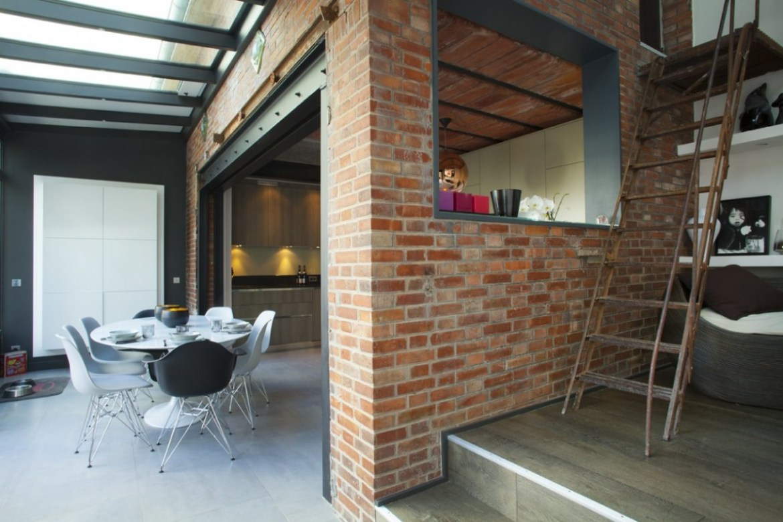 cuisine fusionnelle. Black Bedroom Furniture Sets. Home Design Ideas