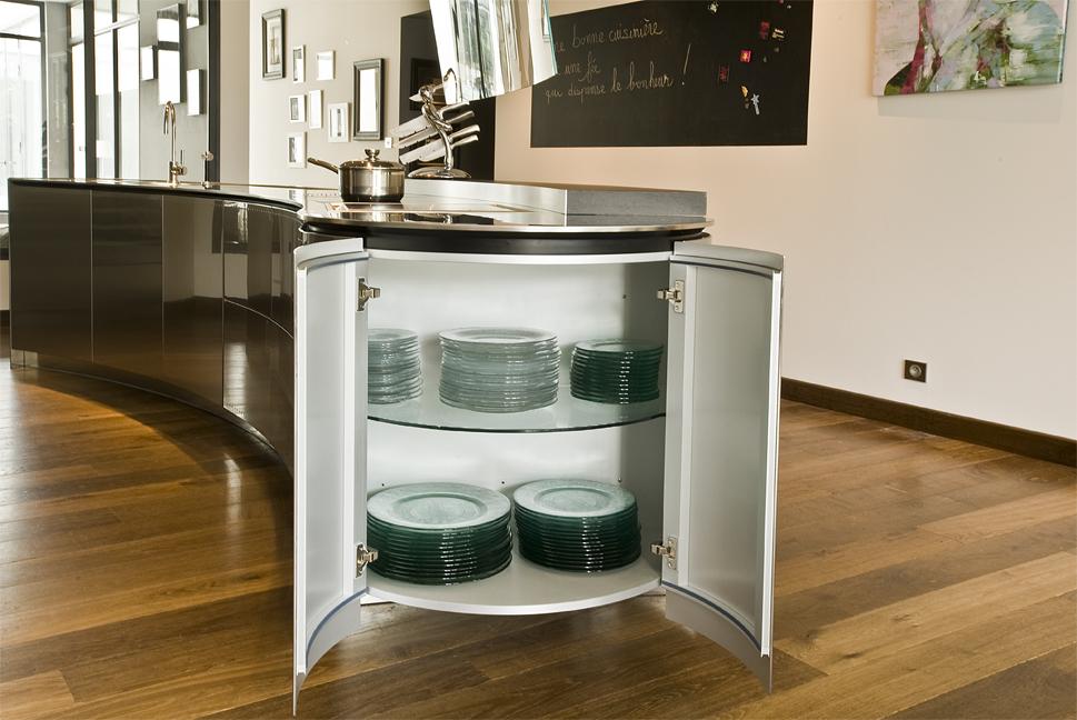 Awesome Cuisine Design Rangement With Comment Ranger La Vaisselle Dans La Cuisine