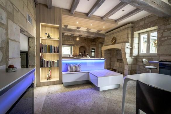 Quels rangements choisir pour sa cuisine cuisines et bains for Architecture cuisine et bains