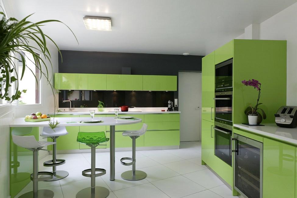 Les Plus Beaux Modèles De Cuisines Vertes