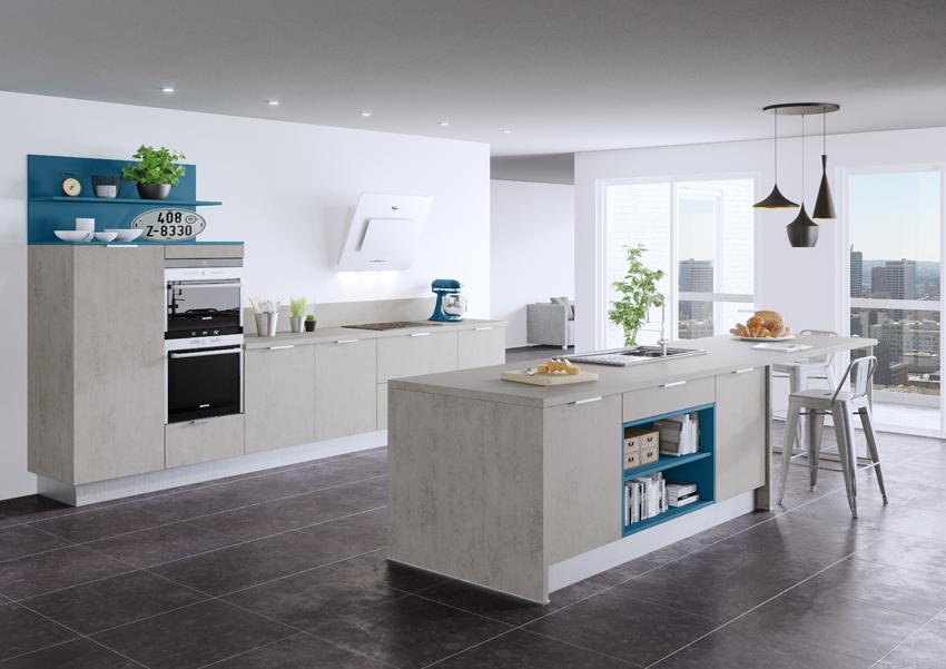 Discac : le style et l\'ergonomie à l\'honneur - Cuisines et bains