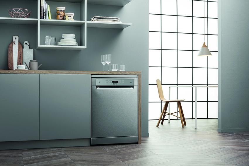 Les nouveaux lave vaisselles hotpoint un lavage sur for Les cuisines sur mesure