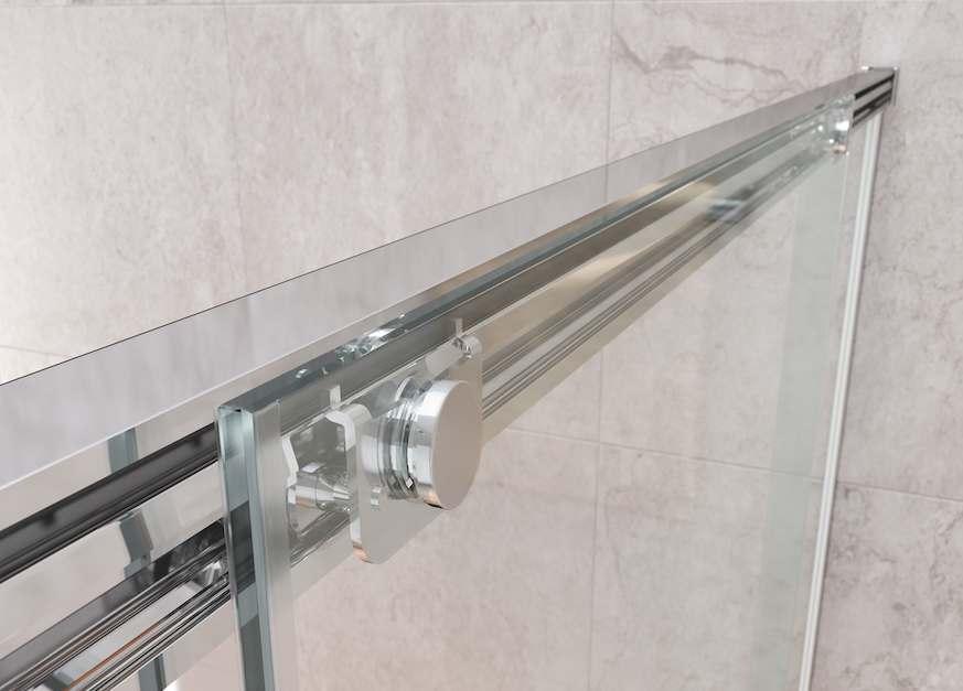 hit de profiltek une nouvelle paroi de douche facile d entretien cuisines et bains. Black Bedroom Furniture Sets. Home Design Ideas